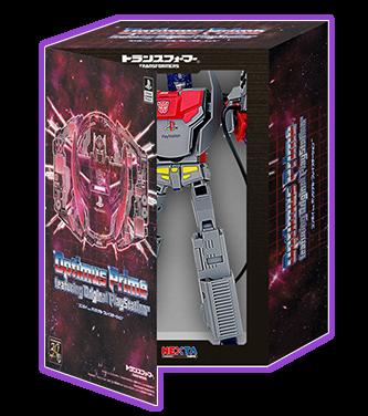 optimus prime featuring original playstation トランスフォーマー